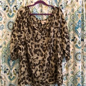 Michael Korda blouse